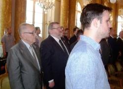 10.06.2014 r. – Warszawa, nagrody na zamku Królewskim-7