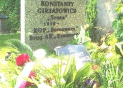 12.06.2014 r. – Warszawa, pogrzeb K.Girjatowicza-9