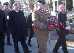 13.01.2014 r. – Brwinów, pogrzeb Józefa Bocheńskiego-11
