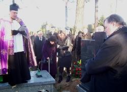 13.01.2014 r. – Brwinów, pogrzeb Józefa Bocheńskiego-13