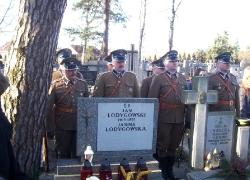 13.01.2014 r. – Brwinów, pogrzeb Józefa Bocheńskiego-14