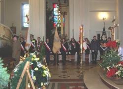 13.01.2014 r. – Brwinów, pogrzeb Józefa Bocheńskiego-4