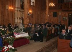 13.04.2014 r. - Kowel, pogrzeb Anatola Sulika-1