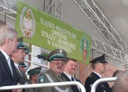 23.05.2014 r. - Racibórz, Patron Śląsko-Małopolskiego OSG-15