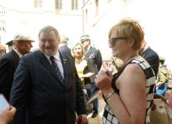 23.05.2014 r. - Racibórz, Patron Śląsko-Małopolskiego OSG-40