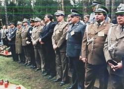 06-09.2000 r. - otwarcie i poświęcenie Polskich Cmentarzy Wojennych-7