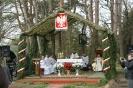 16.04.2010 r. - Dęby Pamięci w Twierdzy Osowiec-1