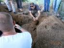 02.08.2011 r. - Góra Strękowa, ekshumacja kpt. Wł. Raginisa-44