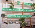 19.05.2011 r. - Gimnazjum w Hannie, V-lecie imienia KOP-15