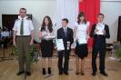 19.05.2011 r. - Gimnazjum w Hannie, V-lecie imienia KOP-23