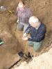 22.08.2011 r. - Góra Strękowa, ostatni etap ekshumacji-12