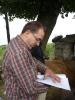22.08.2011 r. - Góra Strękowa, ostatni etap ekshumacji-8