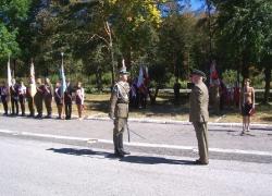 08.09.2013 r. - Szydłowiec, Barak, 74. rocznica bitwy pod Barakiem-16