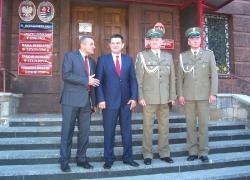 08.09.2013 r. - Szydłowiec, Barak, 74. rocznica bitwy pod Barakiem-2
