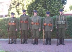 08.09.2013 r. - Szydłowiec, Barak, 74. rocznica bitwy pod Barakiem-3