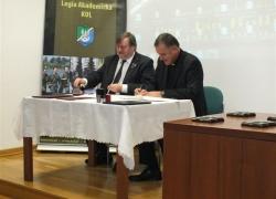 08.11.2013 r. - Lublin, Konferencja w KUL-10