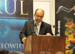 08.11.2013 r. - Lublin, Konferencja w KUL-13