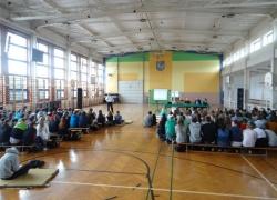 18-19.03.2013 r. - Odolanów, wykłady w szkołach-1