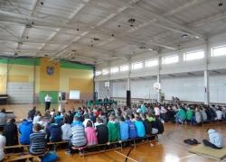 18-19.03.2013 r. - Odolanów, wykłady w szkołach-2