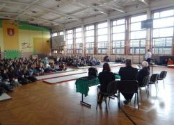18-19.03.2013 r. - Odolanów, wykłady w szkołach-3