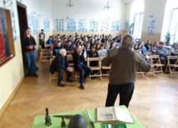 18-19.03.2013 r. - Odolanów, wykłady w szkołach-7