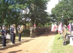 27.09.2013 r. - Włodawa, Wytyczno, 74. rocznica bitwy pod Wytycznem-14