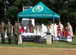 27.09.2013 r. - Włodawa, Wytyczno, 74. rocznica bitwy pod Wytycznem-15