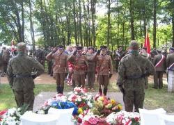 27.09.2013 r. - Włodawa, Wytyczno, 74. rocznica bitwy pod Wytycznem-23