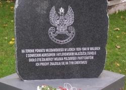 27.09.2013 r. - Włodawa, Wytyczno, 74. rocznica bitwy pod Wytycznem-9